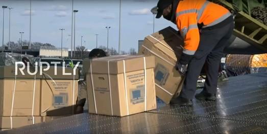 Бизнес на чуме: Россия отправила в США аппараты ИВЛ, которых не хватает в регионах РФ