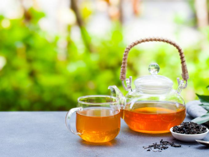 Черный и зеленый чай: «плюсы» и «минусы» напитков.