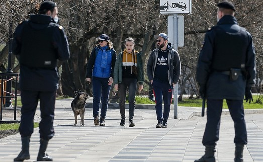 Коронавирус в России: Москва как латентный эпицентр распространения эпидемии