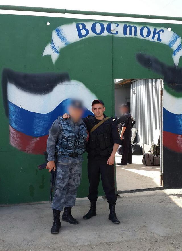Названо имя российского наемника ЧВК Вагнера – участника жестокой казни в Сирии