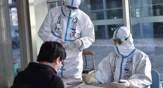 Паника в Китае: Власти боятся нового витка эпидемии коронавируса из-за России
