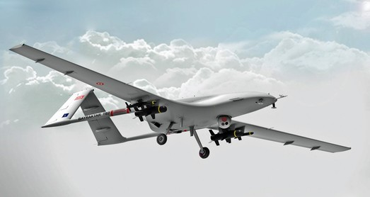 В Ливии БПЛА Bayraktar TB2 применили как мини-истребитель (фото)