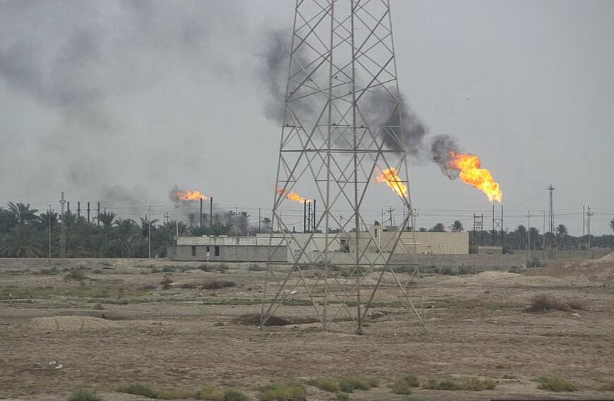В Ираке по расположению иностранных нефтяных компаний нанесен ракетный удар: первые подробности