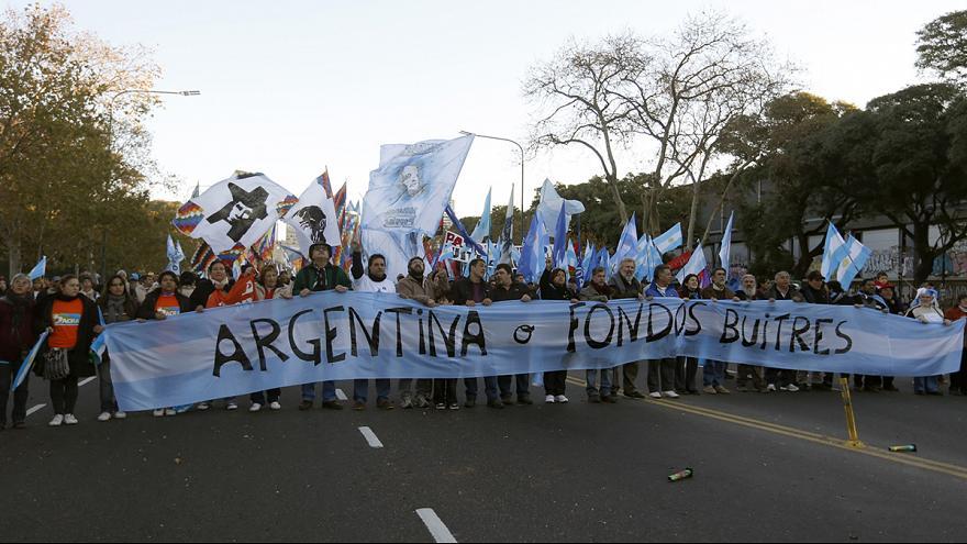 В Аргентине снова дефолт