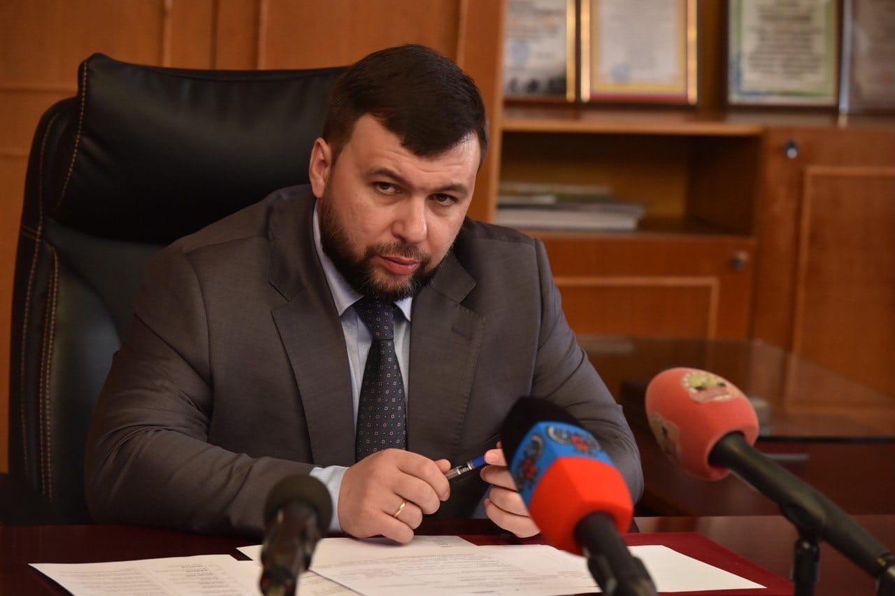 Чем озадачен Пушилин: ситуация в «ДНР» очень напоминает период перед ликвидацией Захарченко