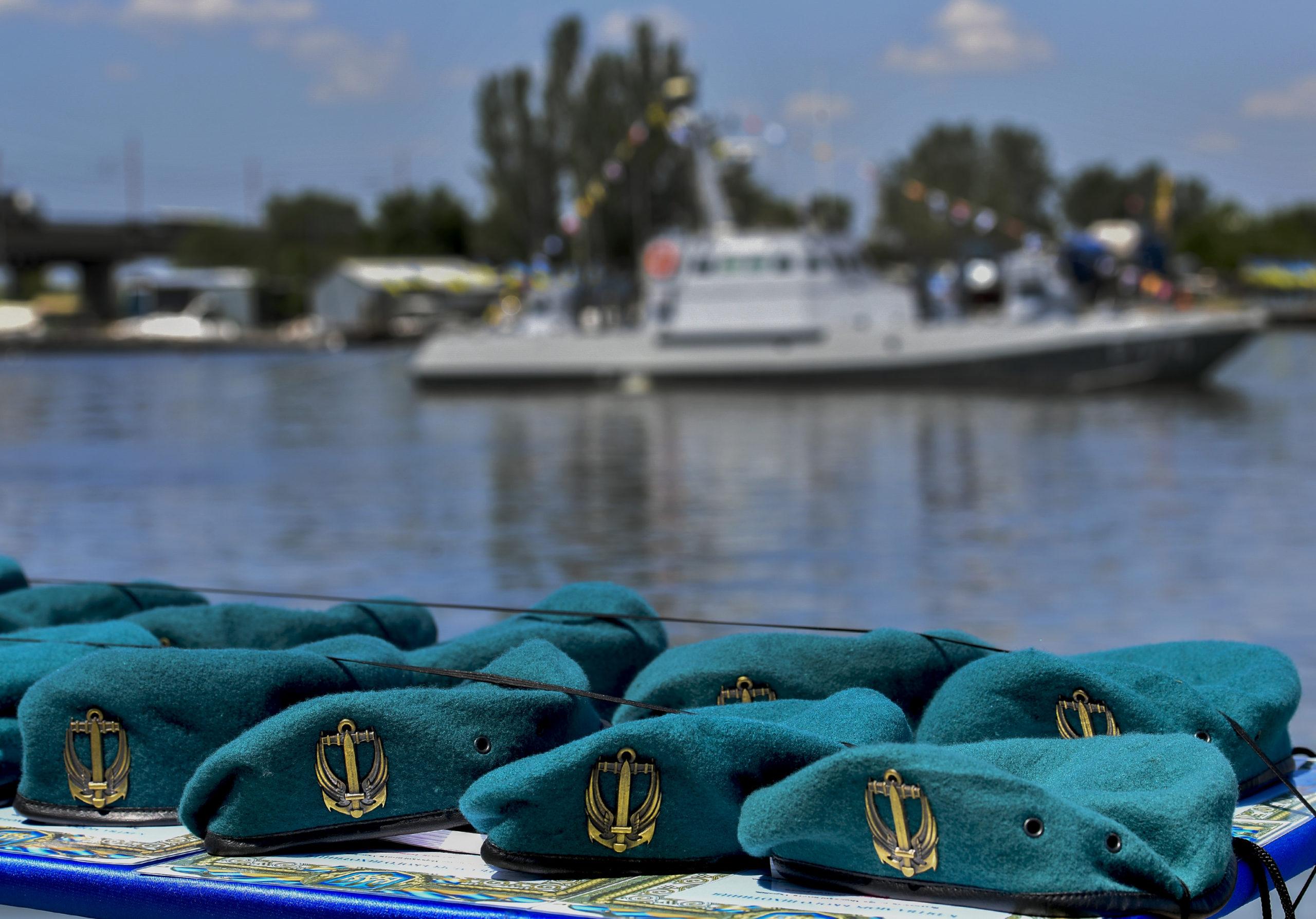 Командувач Об'єднаних сил привітав морських піхотинців із професійним святом. ВІДЕО