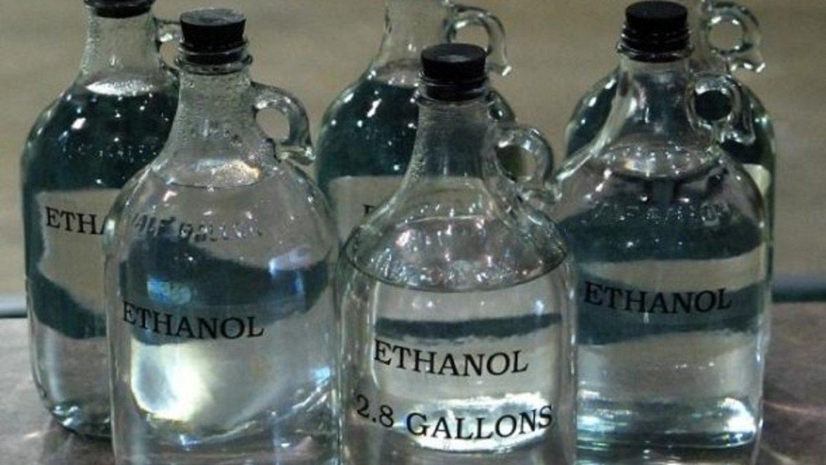 Пять фактов про этиловый спирт, которые вы не знали