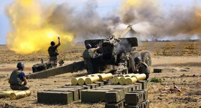 «Слава Украине!»: Силы ООС профессионально заставили врага прекратить атаки и отступить