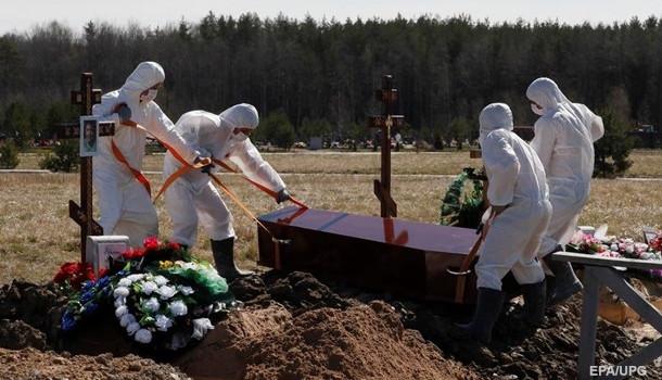 В России зафиксирован новый антирекорд по заражению COVID-19