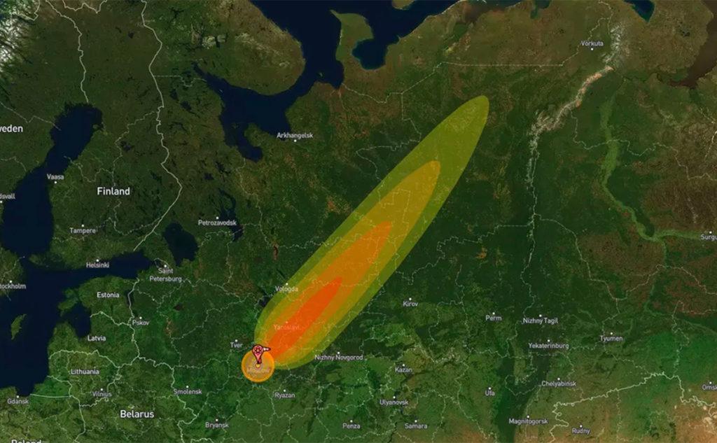 В США рассказали о последствиях возможного ядерного удара по Москве