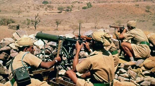 «Война между Китаем и Индией в Гималаях»: В результате боя обе стороны потеряли 11 военных