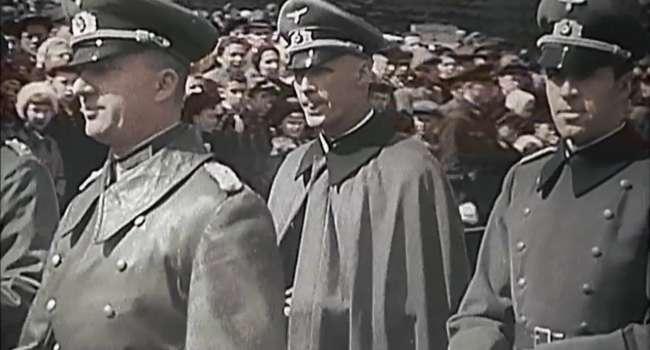Историк: 1 мая 1941 уже после «Битвы за Британию» и Дюнкерка Сталин приветствовал на параде в Москве генералов Вермахта