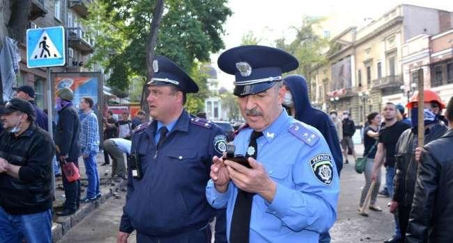 Журналист: будете удивлены, но события 2 мая в Одессе расследовал сын экс-главы милиции в Одесской области Дмитрия Фучеджи, сбежавшего в РФ