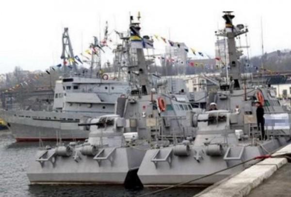 Капитан корабля ВМС Украины попался на передаче информации российским спецслужбам