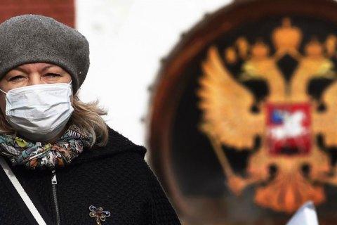 Коронавирус в РФ: за сутки зафиксировали почти 8 тысяч новых случаев