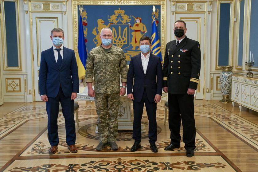 Призначено нового командувача Військово-Морських сил ЗСУ. ФОТО