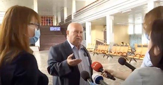 Начальник вокзала в Николаеве назвал «гнидником» волонтерский пункт для бойцов ВСУ