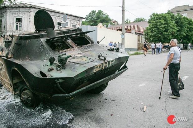 Спецоперація зі звільнення Маріуполя від проросійських терористів: як це було