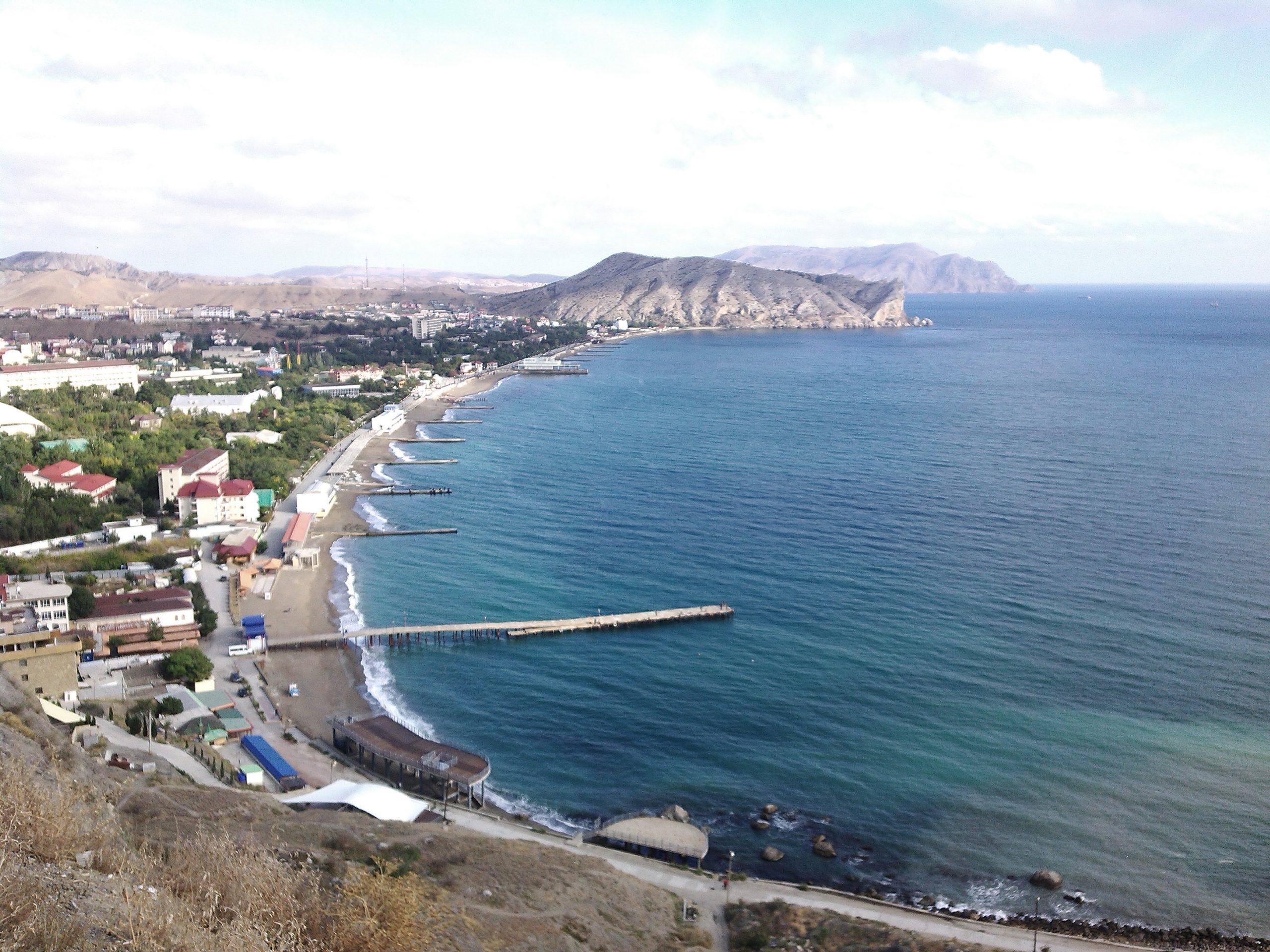 В Крыму разило «русским миром»: известный курорт залит фекалиями. ФОТО