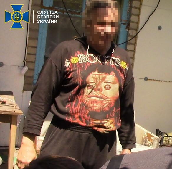 В Мариуполе задержан палач, пытавший пленных украинских военных