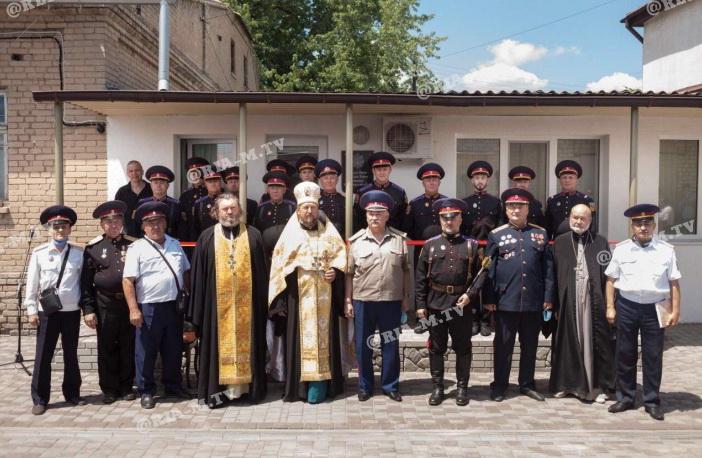 В Запорожской области появится «казачий патруль» приверженцев Московского патриархата. ФОТО