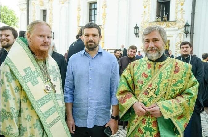 Офіс президента України підтримує лише московську церкву
