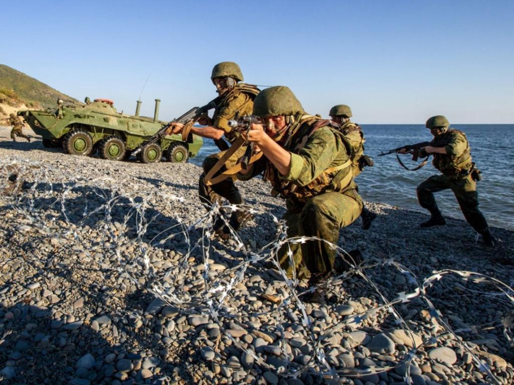 Армія РФ на військових навчаннях у Криму готуватиметься зовсім не до оборони, — військова розвідка