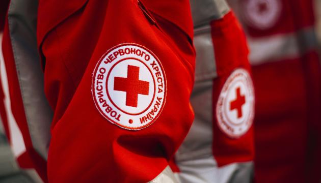 Красный Крест доставил на оккупированный Донбасс 84 тонны гумпомощи
