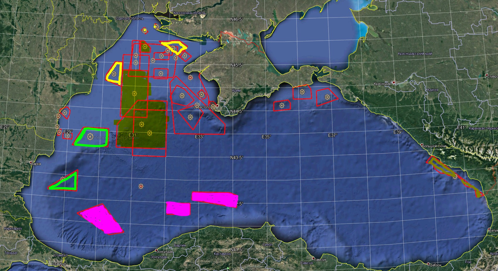 Провокація РФ на Sea Breeze: від судна Болгарії вимагали покинути район