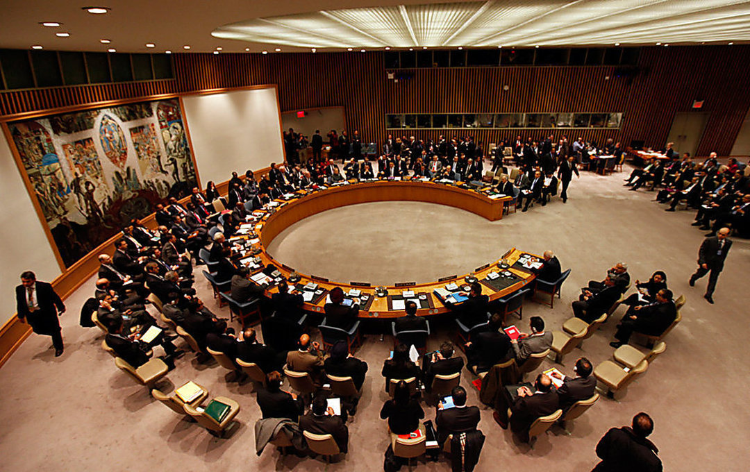 Российская резолюция по Сирии провалилась в Совбезе ООН: что известно