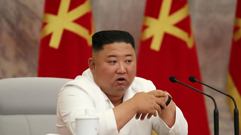 Северная Корея готовится к полномасштабной войне