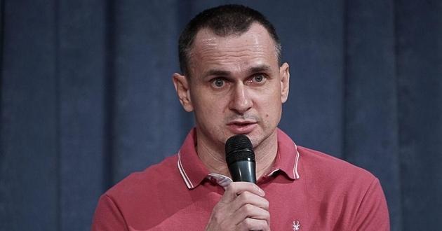 Советник главы Офиса президента набросился на Сенцова