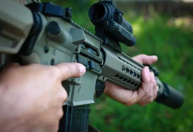 Спецназ Нацгвардии получил новые винтовки: что о них известно