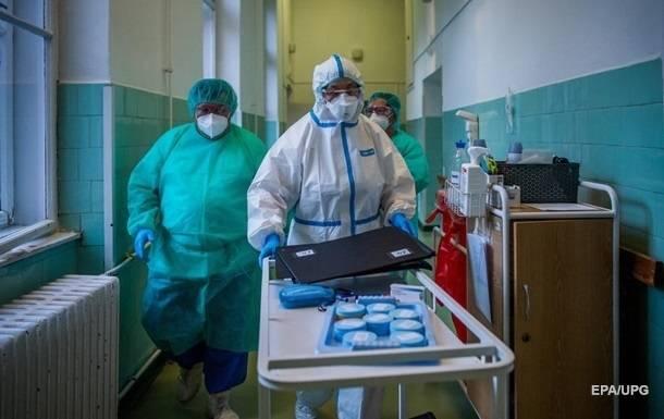 """Систему здравоохранения Украины готовят к """"худшему варианту"""" из-за коронавируса"""