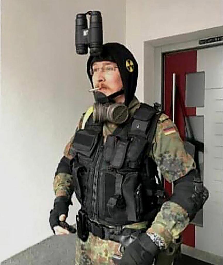 У Німеччині 1,5 тисячі силовиків другу добу ловлять чоловіка, який роззброїв чотирьох поліцейських: подробиці та фото