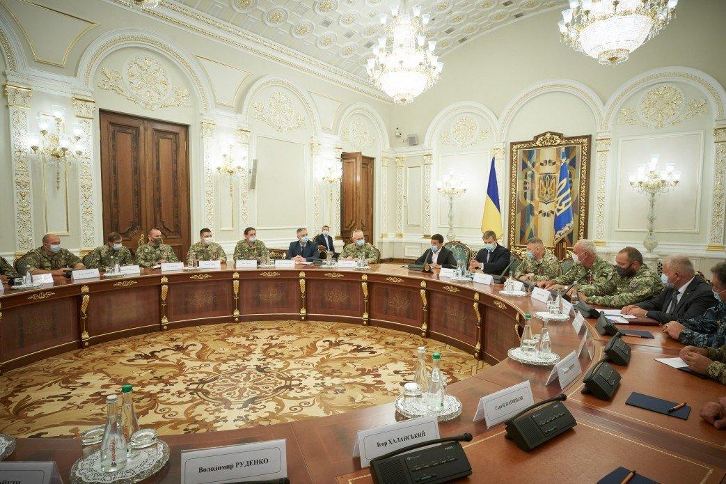 В Украине собираются ввести новый вид военной службы