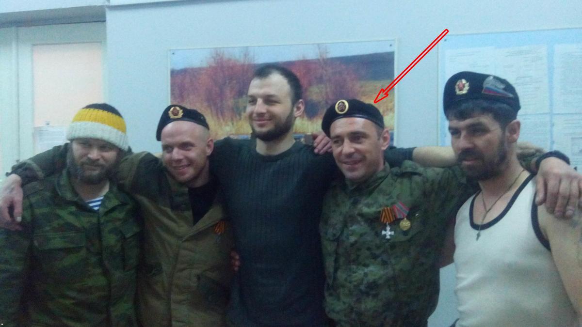Возмездие настигло наемника из РФ под колесами грузовика. ФОТО