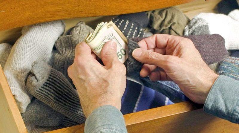 Де в будинку не можна зберігати гроші: п'ять місць, які притягують бідність