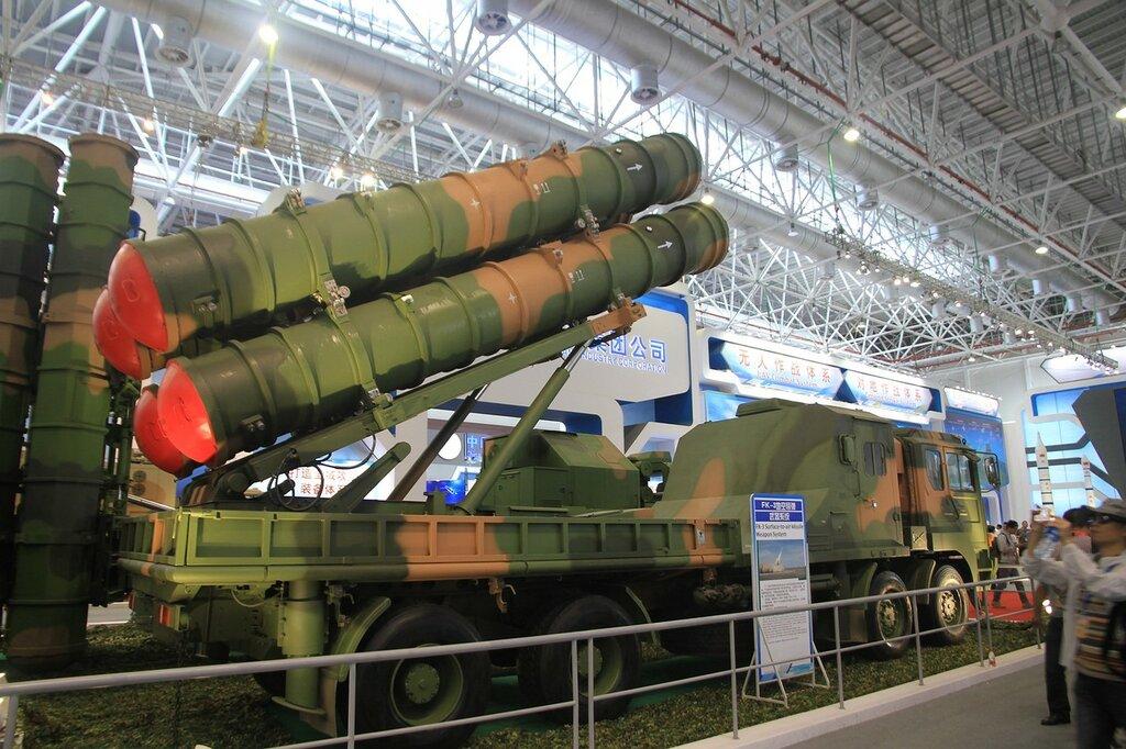 Сербія закуповує китайський зенітний ракетний комплекс FK-3