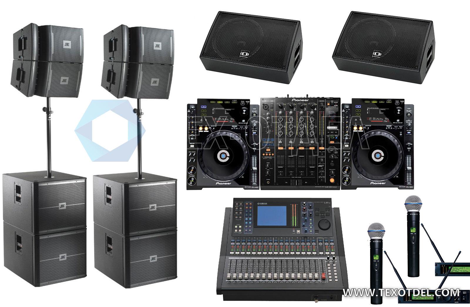 Какое выбрать звуковое оборудование