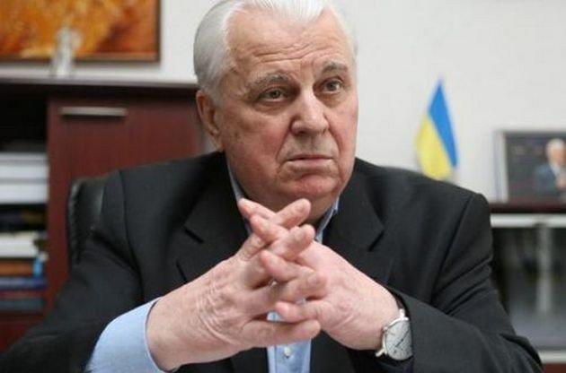 """""""Начнем с Будапештского меморандума"""". Кравчук уже решил, что будет делать на переговорах по Донбассу"""