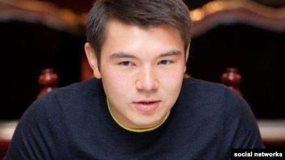 Умер внук первого президента Казахстана Айсултан Назарбаев