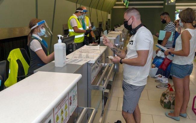В Украине ввели сбор за вылет пассажиров