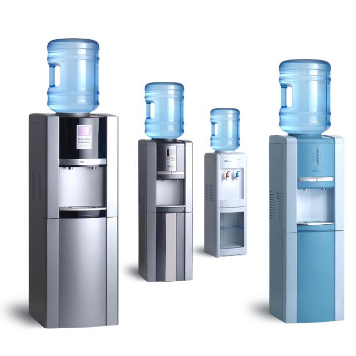 Выбор кулера для воды в бутылях: основные правила