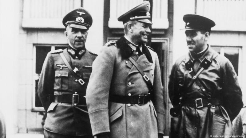 В этот день, в 1939-м, наши деды напали на Польшу