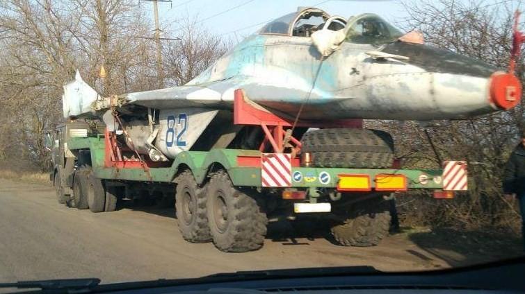 Поставка техники в интересах Воздушных Сил, армейской авиации и авиации ВМС Украины в 2019-2020 г.
