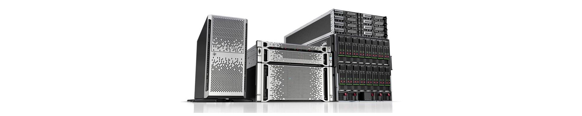 Готовые сервера Dell или HP по выгодной цене