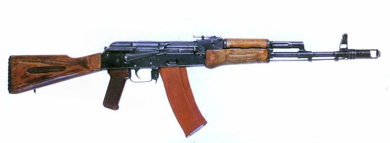 АК-74: навіщо в СРСР стали випускати калашников з калібром 5,45?