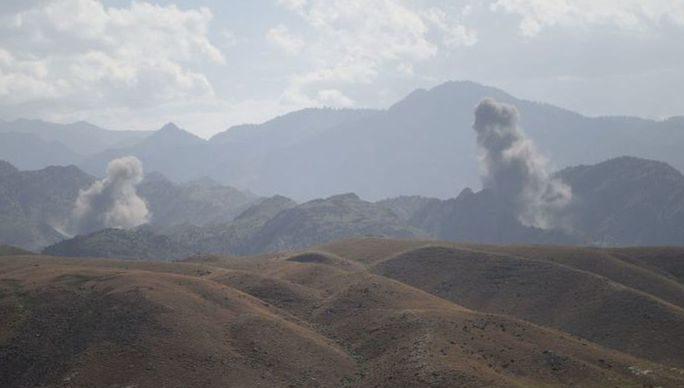 Кровавый понедельник: талибы совершили массовую атаку на силовиков Афганистана
