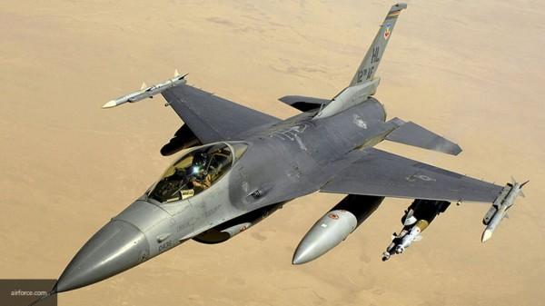 Минобороны Армении: турецкий F-16 сбил армянский Су-25
